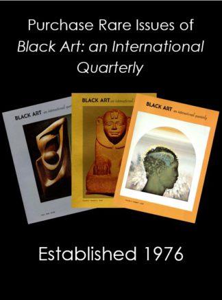 Black Art an International Quarterly